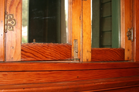 Window gap