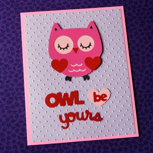 Owl be yours forever!