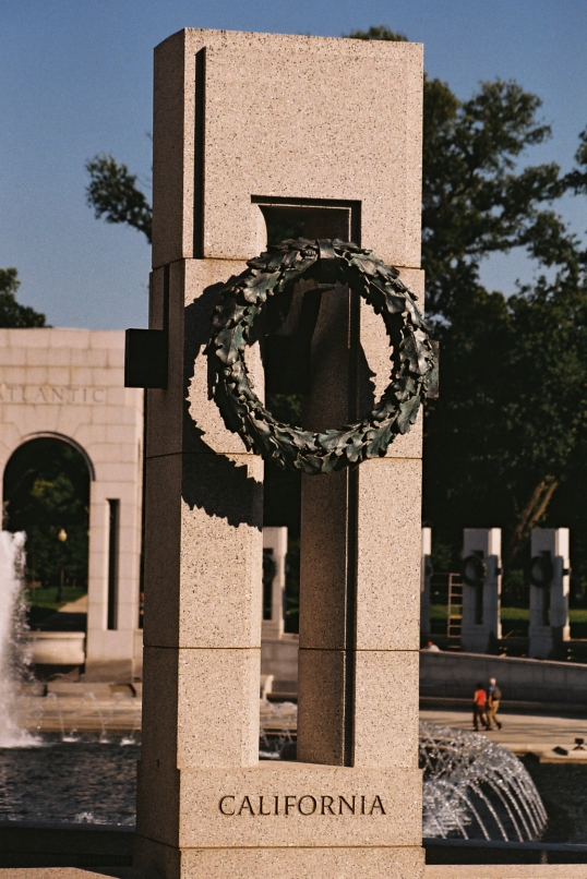 Every state is represented in the memorial