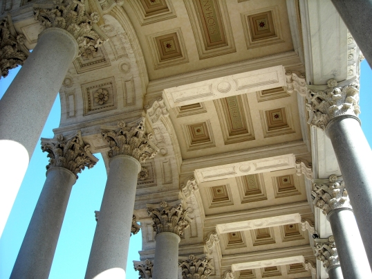 Stunning architectural detail