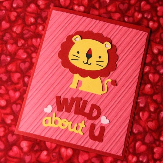 Wild about U!