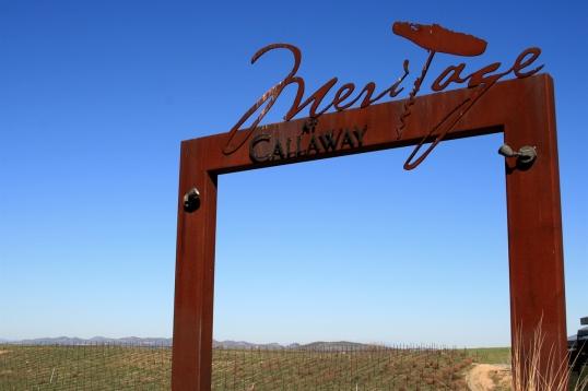 Meritage at Callaway Vineyard