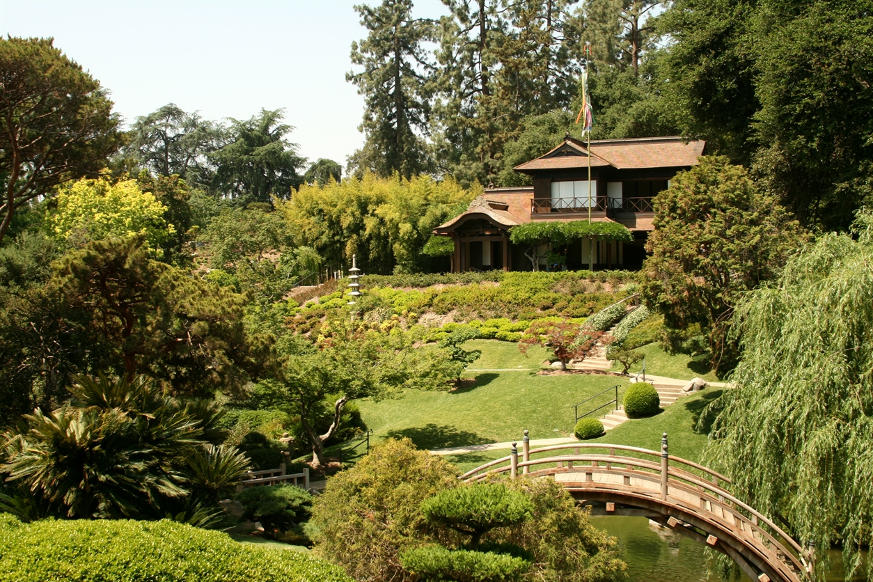 Huntington Library Art Collections And Botanical Gardens Crafted Living