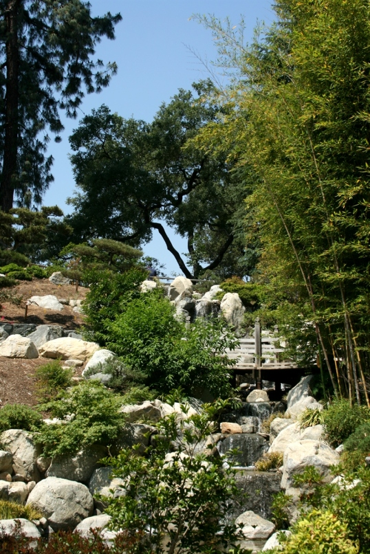 The Japanese Garden is among the oldest and most elaborate of its kind in America.