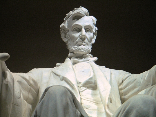 Lincoln in detail