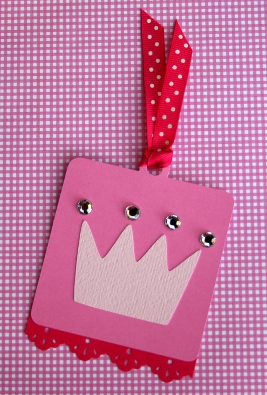 For the princess in your life!