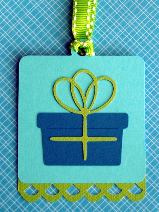 The gifty gift tag!