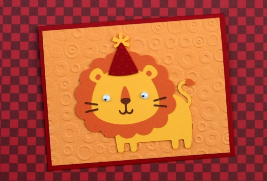 Have a roaring birthday!
