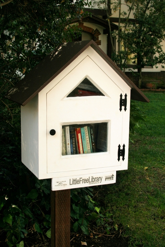 Yet another adorable library!