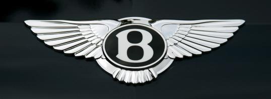 Gorgeous Bentley Motors logo