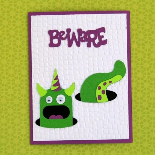 Beware! It's your birthday!