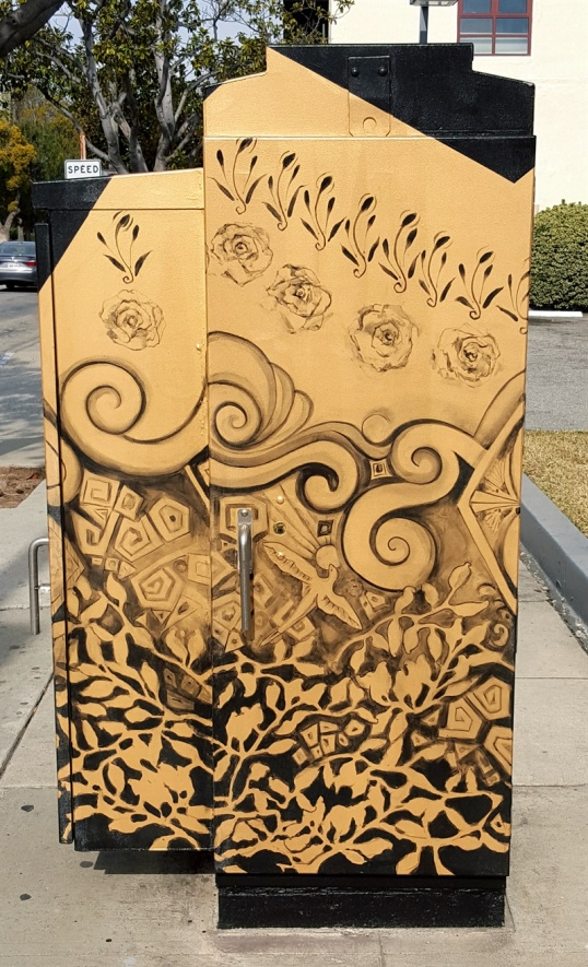 Utility Box Art #3