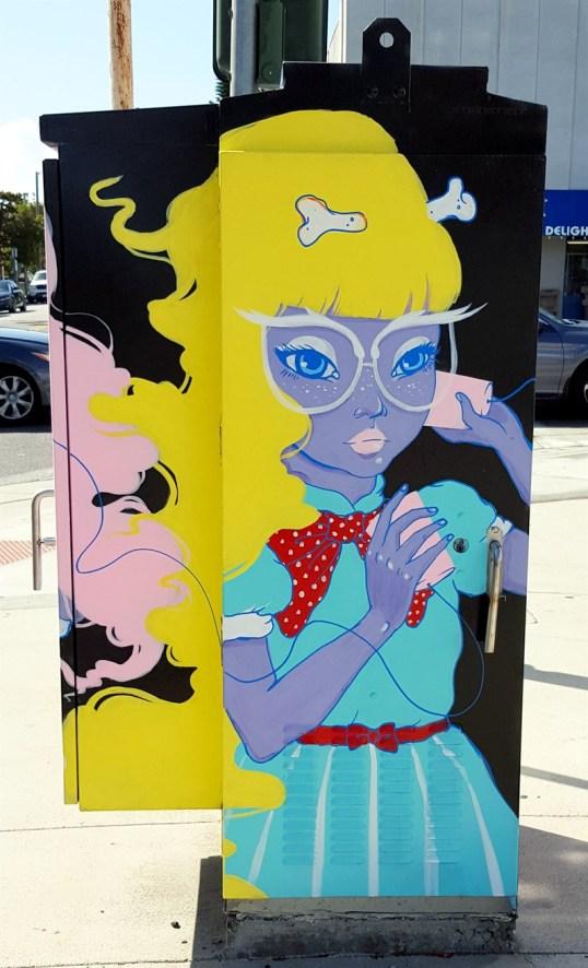 Utility Box Art #6