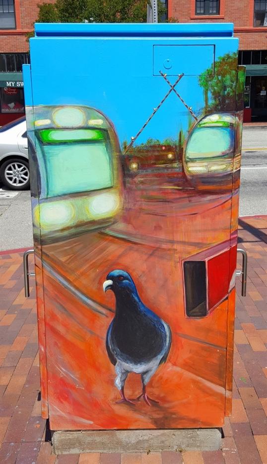 Utility Box Art #10