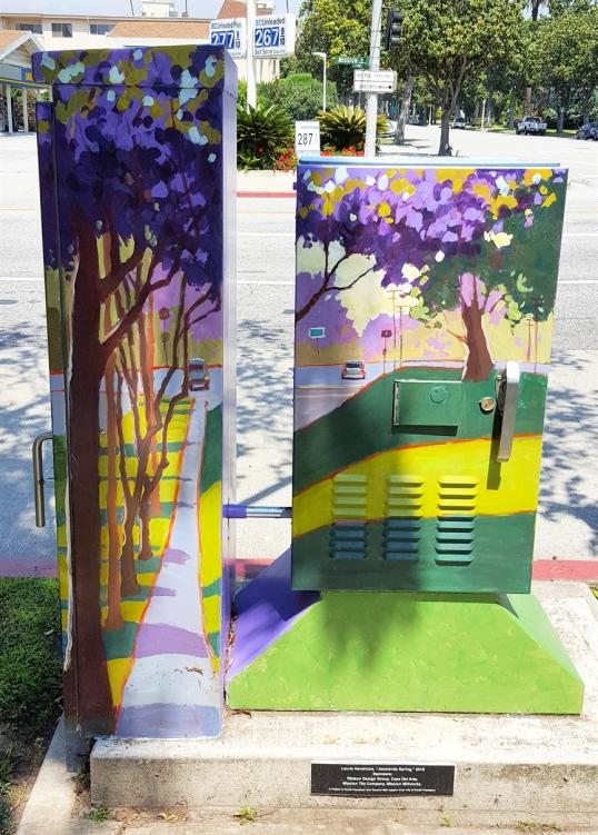 Utility Box Art #9
